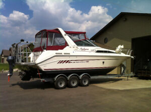 29 ft Sea Ray boat for sale