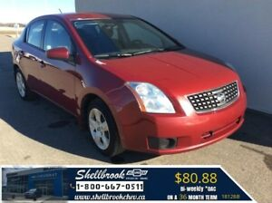 2007 Nissan Sentra-AFFORDABLE COMMUTER CAR - $80.88BW!