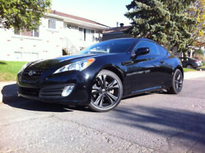 Genesis Coupe 2.0T 2011