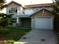 Beautiful Family Home close to beach in West Kelowna BC