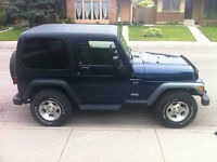 2003 Jeep TJ Sport for sale!