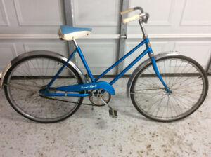 Vintage Woman's Bike