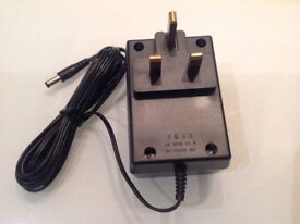 Scalextric & hornby wall plug transformer c912 new