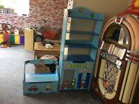 Children's furniture for toys