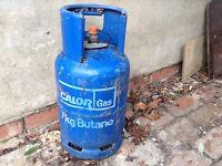 Calorgas 7kg cylinder