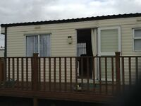 3 bedroom static caravan situated at 7 lakes country park Lincolnshire