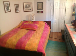 Bright 1 Bedroom Suite available July 1