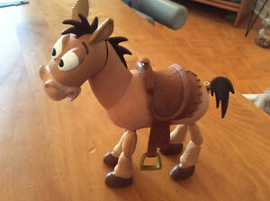 Horse toys story cheval