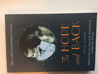 To Hope and back by Kathy Kacer