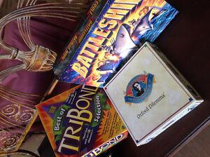 3 board games