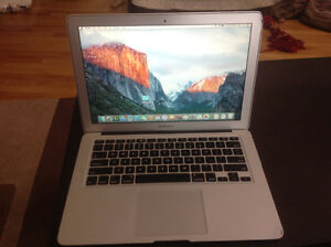 "Works Great - Mid 2011 MacBook Air 13"" i5 processor"