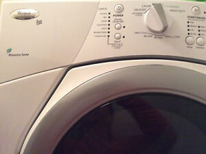 Whirlpool Duet Washer and Dryer *AS IS condition* Peterborough Peterborough Area image 2