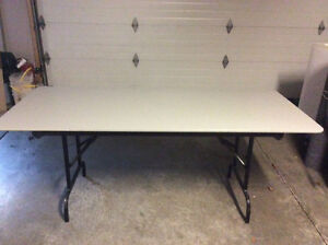 Folding table Kitchener / Waterloo Kitchener Area image 1