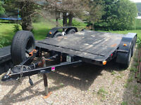 Utility Trailer 6'x11 Great Condition, Registered and Licensed