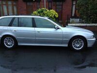 BMW 530 Touring estate diesel
