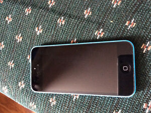 iPhone 5c, perfect condition!