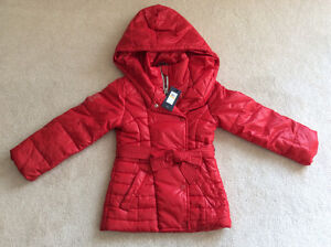 Brand new with tag Tommy Hilfiger jacket size 7