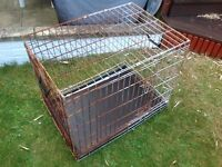 Dog or cat cage