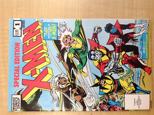 Special Edition X-Men #1 comic (1982)