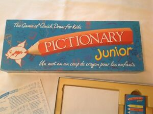 Pictionary Junior Gatineau Ottawa / Gatineau Area image 1