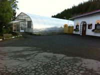 Highway Commercial Property at 2 Mile Hill and Alaska Hwy