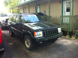 1996 Jeep Cherokee VUS limited