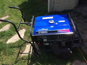 Generatrice Yamaha EF6600DE