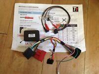Renault steering remote adaptor. Clio Megane etc 2009->