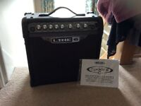 BOXED Line 6 Spider III 15 Watt Amp