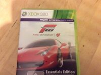 FORZA 4 FOR XBOX WITH KINECT .