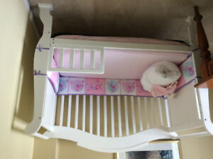 Baby Crib / Youth Bed
