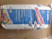 Mapei and cement
