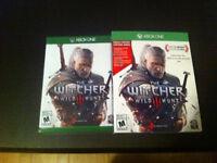 Witcher 3 X Box One