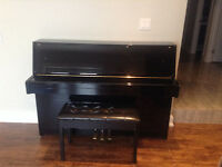 Yamaha Acoustic Piano Like New