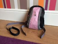 LITTLE LIFE TODDLER BACKPACK / RUCKSACK WITH SAFETY REIN