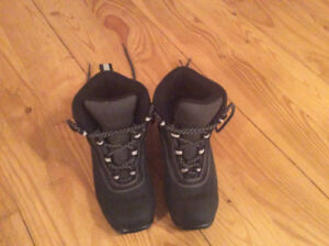 Cross country ski boots NNN (child size)