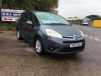 Citroen Grand C4 Picasso 1.6HDi 16v VTR+ **FINANCE AVAILABLE**