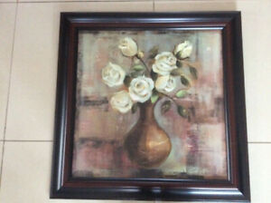 Painting with Frame