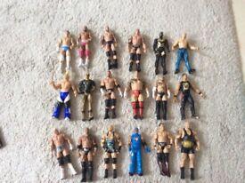 Wrestlers bundle