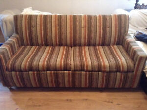 Chesterfield  -  Pullout bedchesterfield