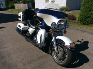 2010 Harley Davidson Ultra Classic Electra Glide