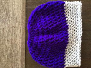 Messy Bun/Pontail Hats
