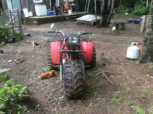 For sale:1984 200cc big red