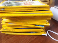 Stack of National Digest