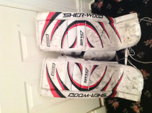 Hockey Goalie Equipment (Individual or Full Set -- Best Offer)