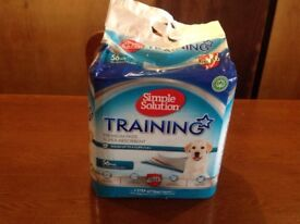 Simple Solution Dog/Puppy training pads
