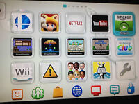32GB Wii U Deluxe with Games