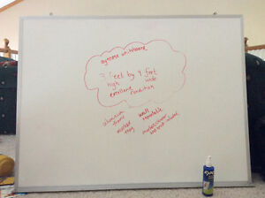 Whiteboard Kitchener / Waterloo Kitchener Area image 1