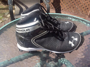 Souliers UNDER ARMOUR football shoes
