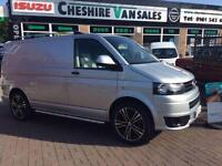 2012 12 VW TRANSPORTER 2.0 TDI FULL SERVICE HISTORY CHOICE OPEN 7 DAYS